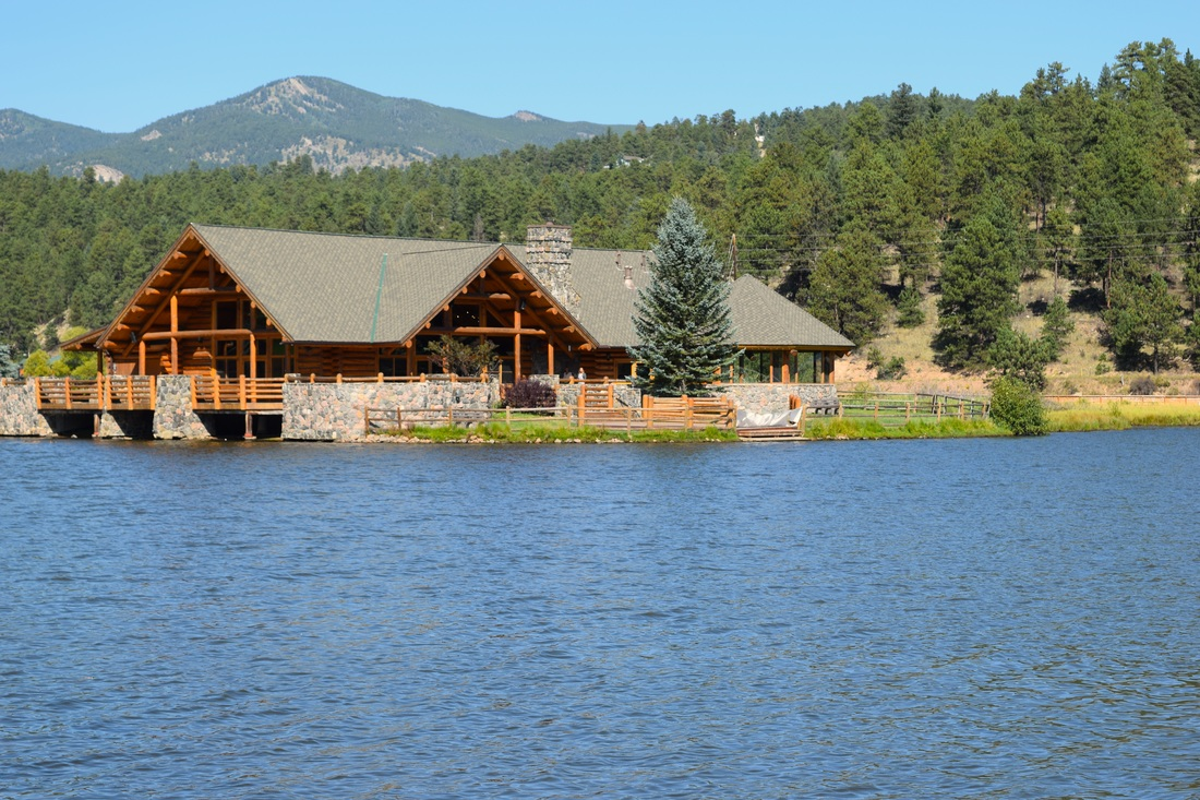 Evergreen Lake House, Evergreen, Colorado